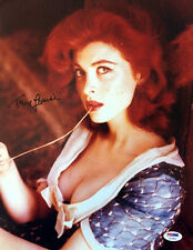 TINA LOUISE SIGNED AUTOGRAPHED 11x14 PHOTO GINGER GILLIGAN'S ISLAND RARE PSA/DNA