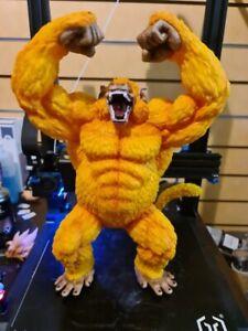 Son Goku Ape action figure toy model Dragon Ball Z Golden Monkey figurine PVC