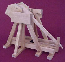Trebuchet Plans Build a Working Model Medieval Trebuchet Easy to Build Plans