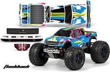 AMR Proline Ford F150 Raptor SVT 4X4 Truck Slash RC Graphic Decal Kit 1/10 FLASH