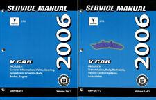 SHOP MANUAL 2006 PONTIAC GTO SERVICE REPAIR BOOK FACTORY WORKSHOP GUIDE MONARO