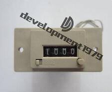 1PCS NEW BAILE electromagnetic counter CSK4-YKW AC220V DC24V AC110V