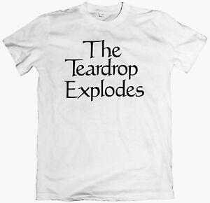 TEARDROP EXPLODES T-shirt/Long Sleeve, julian cope psychedelic furs associates