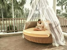 Canopy Mosquito Net Bedroom Single-King Bed Curtain Outdoor Lounging Camping