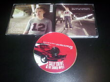 Sally Crewe & The Sudden Moves ‎– Drive It Like You Stole It CD 12XU