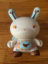 Kidrobot Dunny 2010 Fatale Early Riser @my Amy Ruppel 3-inch CHASE vinyl figure
