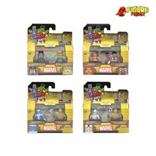 Marvel Minimates Series 69 Most Wanted Complete Set