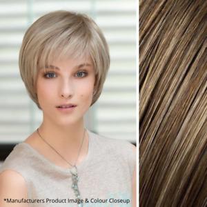 Imperfect ellen wille Ideal Topper - 100% Human Hair - Color Bernstein Mix