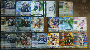 Cardfight Vanguard Oracle Think Tank Deck V-SS08 Battle Sister Fromage CFV Torte