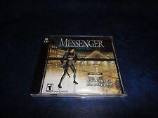 The Messenger  2-disc Set DreamCatcher 2001 game for Windows 95/98/Me Sealed