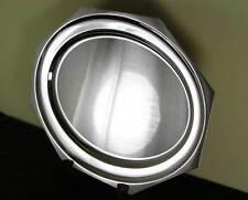 Octagonal Oval Platter 18 in. Raw Edge