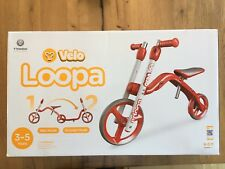 Brand New Velo Loopa Scooter Bike Combo