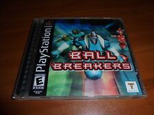 Ball Breakers (Sony PlayStation 1, 2000) Used Complete PS1 Original