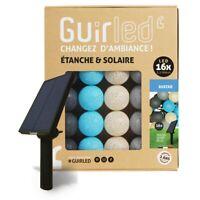 Avatar Outdoor Guirlande lumineuse Guinguette Solaire boules LED