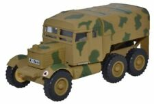 Oxford 76SP009 Scammell Pioneer ARTILERY Trattore Luftwaffe CRETA 1943 1/76/00 T4