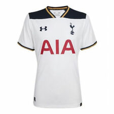 Maglie da calcio di squadre inglesi bianchi Tottenham Hotspur taglia L
