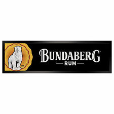 Bundy Bundaberg Rum Bear Bar Runner Mat Man Cave Pub Fathers Day Gift BUN471A