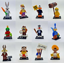 Minifigures 71030 LOONEY TUNES Full Set of 12 Figures