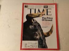 Time Magazine September 29 2008