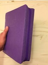 LARGE NEW WORLD TRANSLATION BIBLE COVER, YOUR COLOR CHOICE, Jehovah's Witness