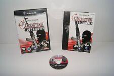Nintendo Gamecube Tom Clancy's Rainbow Six Lockdown CIB Complete