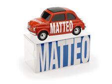 Fiat 500 Matteo Vincere! 1:43 Model BRUMM