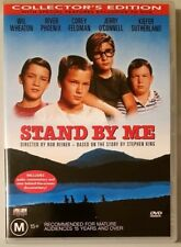 Stand By Me (River Phoenix & Kiefer Sutherland) DVD (Region 4)