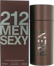 Carolina Herrera 212 Sexy Men Eau de Toilette 3.4 oz Spray