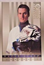 Felix Potvin Toronto Maple Leafs 1997-98 Donruss Studio 8x10 Portrait