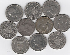 Reunion S 10 KM 13: 100 Francs 10 Stück wholesale dealer Händler lot