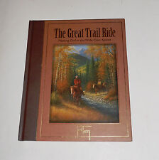 The Great Trail Ride : Meeting God in the Wide Open Spaces-Signed by Jack Terry!