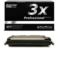3x Pro Cartridge Black For Canon Isensys MF-9130 MF-9280-cdn MF-8450 MF-9220-cdn
