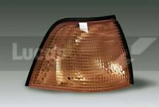 BMW 3 Series E36 Indicator Lamp Light Right amber drivers side Fit 1990-1999