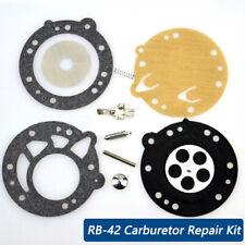 Henseek Pi/èces de rechange pour carburateur Huq Kit de reconstruction pour Stihl 08 070 090 Ts350 Ts360 Zama Rb-42