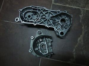 Coppia carter motore Minarelli orizzontale Aprilia Yamaha