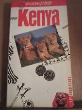 Marti Colley: Kenya, Apa, guide de poche, 1994