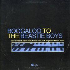 Boogaloo To The Beastie Boys (2004, CD NEUF)