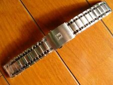 Genuine Tissot Sport T-Race chronograph T90 4 PVD s steel bracelet strap band