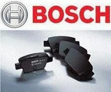 PASTIGLIE FRENO BOSCH ANT.+POST.FIAT Bravo (198) 1.6 MJT 105 120cv dal 2007