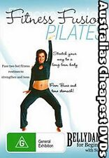 Fitness Fusion, Belly Dance Pilates DVD NEW, FREE POSTAGE  IN AUSTRALIA REGION 4