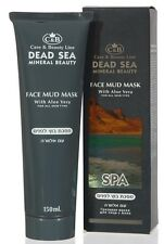 Face Dead Sea Mud Mask With Aloe Vera 150ml/5oz Mineral Israel Beauty Authentic