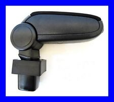 SUZUKI SWIFT MK3 III (2005-2010) CENTRE ARMREST BLACK FABRIC CLOTH NEW