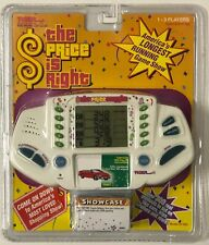 New ListingVtg The Price Is Right Electronic Lcd Handheld Game Tiger Electronics 1998 Nos