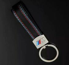 BMW M Paket POWER Schlüsselanhänger Anhänger Keychain Leder   Nagelneu
