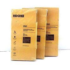 3 (2 Packs) HooHii Pro Scratch Resistant & Shatterproof Glass Screen Protector