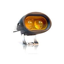 20W 4D CREE Amber Led Fog Lamp Offroad Spot Work Light SUV Van Bike Motorcycle
