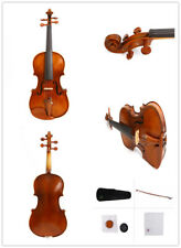 Yinfente Beginner Violin 3/4 Maple+Spruce Handmade Free Case Bow Rosin