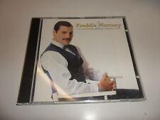 CD FREDDIE MERCURY – The Freddie Mercury Album