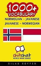 1000+ Norwegian - Javanese Javanese - Norwegian Vocabulary by Gilad Soffer.