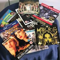 A Selection of Original Films on Promo DVD's: Choose, Multi Buy and Save